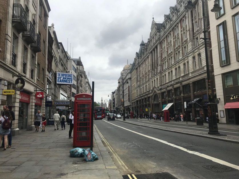 The Strand 3 Days in London 3 day London itinerary England