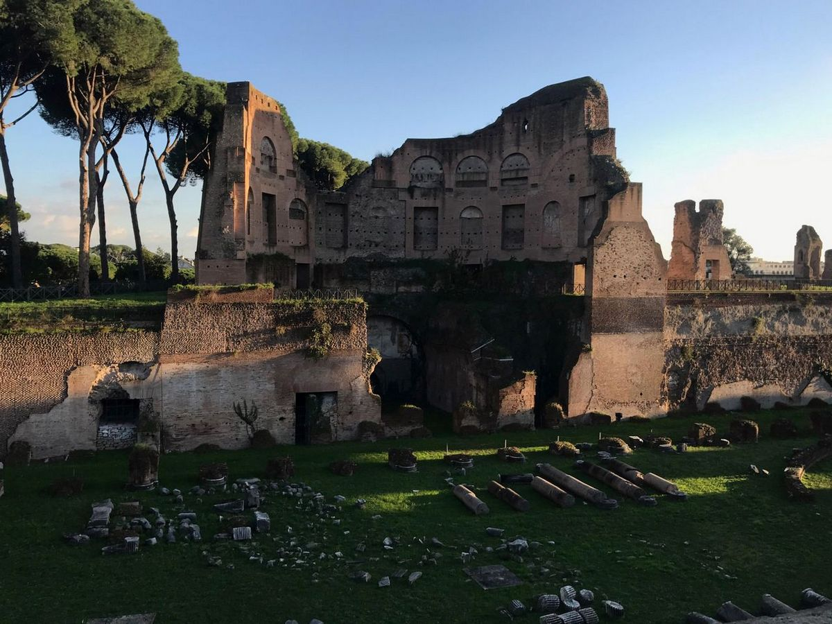 Visit Palatine Hill during you 3 day Rome Itinerary