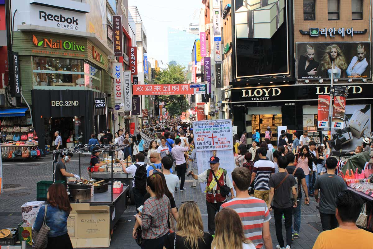 things to do in South Korea Seoul