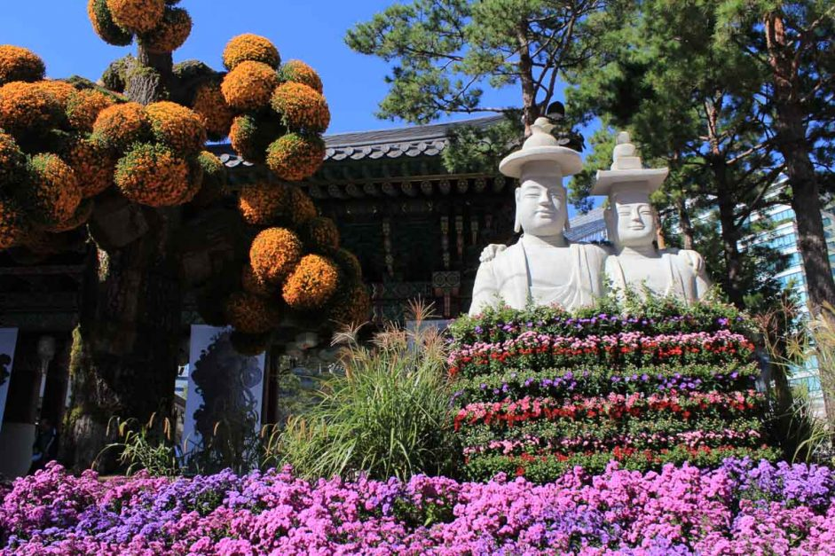 Jogyesa Temple what to do in seoul itinerary