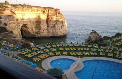 three days in the algarve hotels
