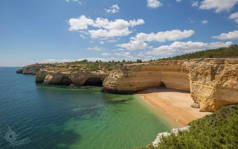 Algarve Coast Portugal