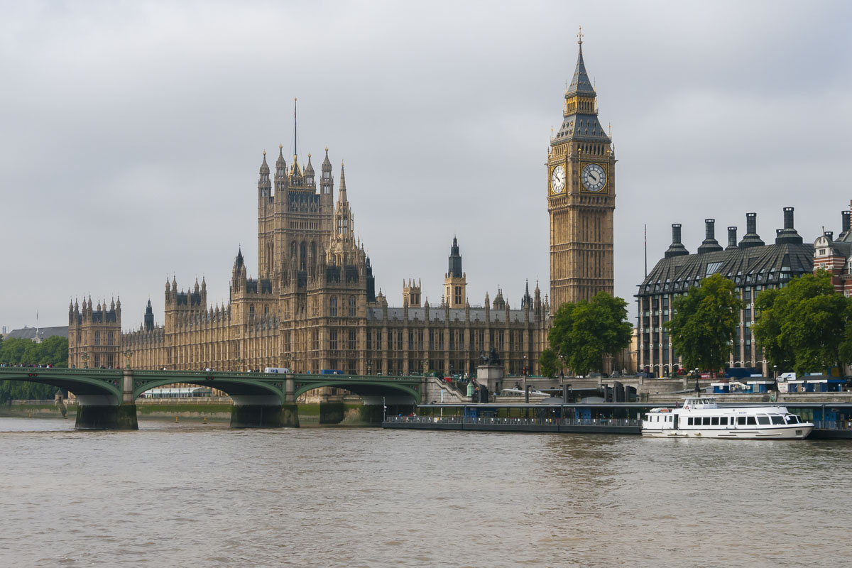 Palace of Westminster 3 Days in London 3 day London itinerary England