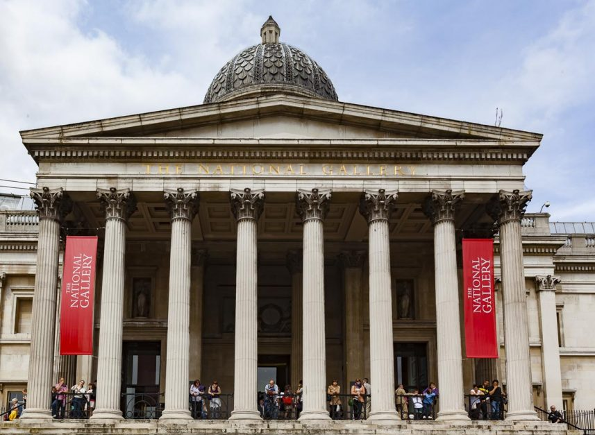 3 Days in London 3 day London itinerary England National Gallery