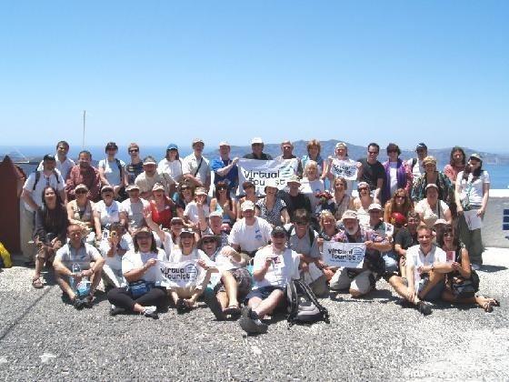 VirtualTourist EuroMeet 2007 Santorini