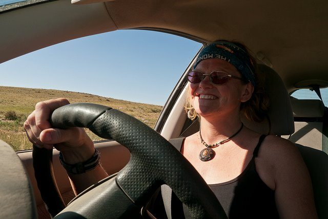 mongolia driving