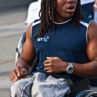 disabled traveler ade adepitan