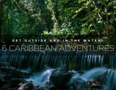 6 Caribbean Adventures
