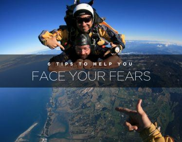 6 tips to help you face your fears