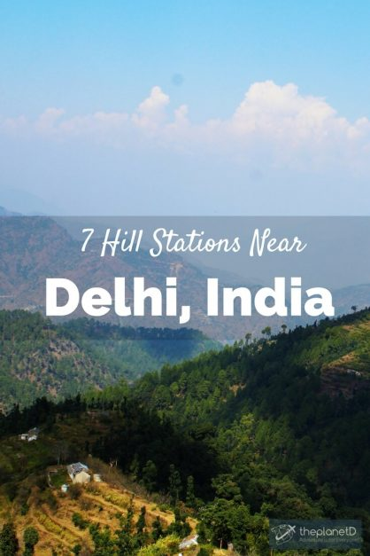 If you want to explore the regions around Delhi but avoid the crowds, check out these 7 hill stations near Delhi to experience true India and its cultures.