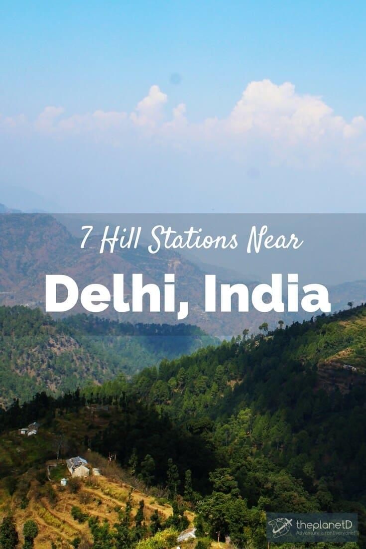 7 hill stations near delhi the planet d travel