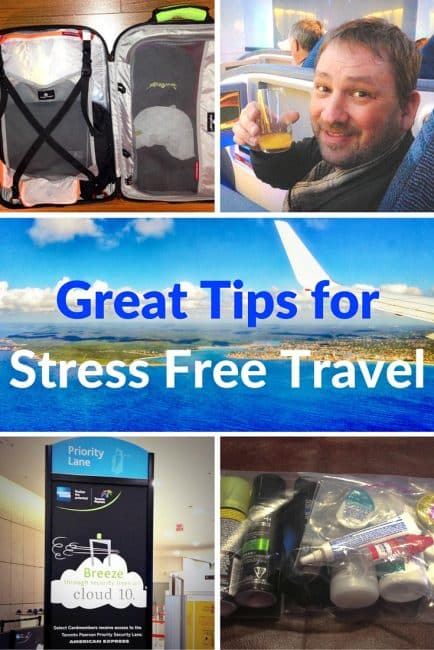 7 Tips for Stress Free Travel