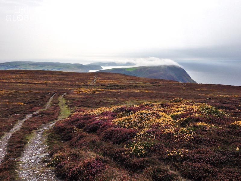 hiking on the isle of man