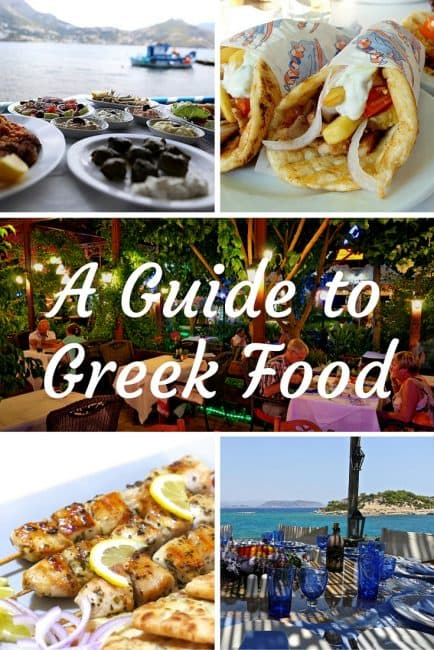 Authentic greek food a guide to eating on the island of for Authentic greek cuisine