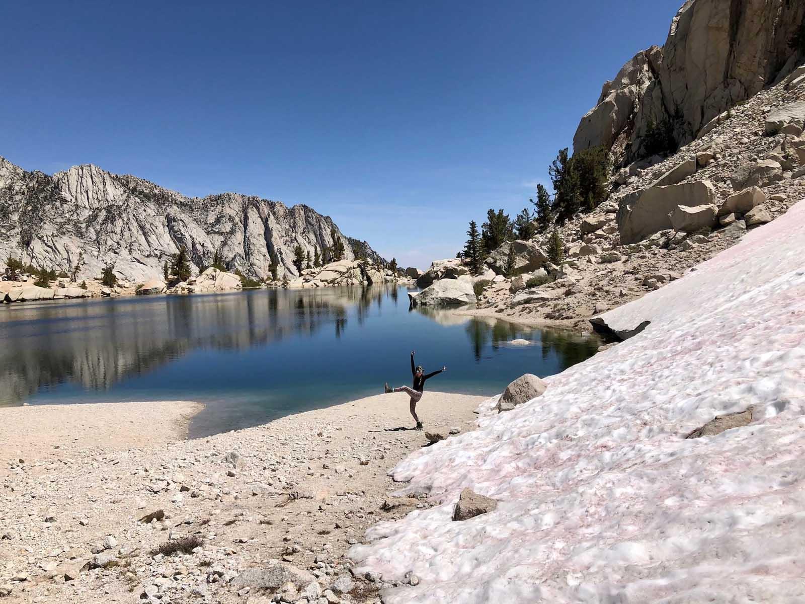 lone pine lake mount whitney climb