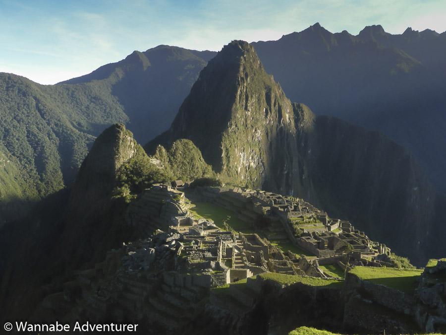 Machu Picchu Peru Adventure