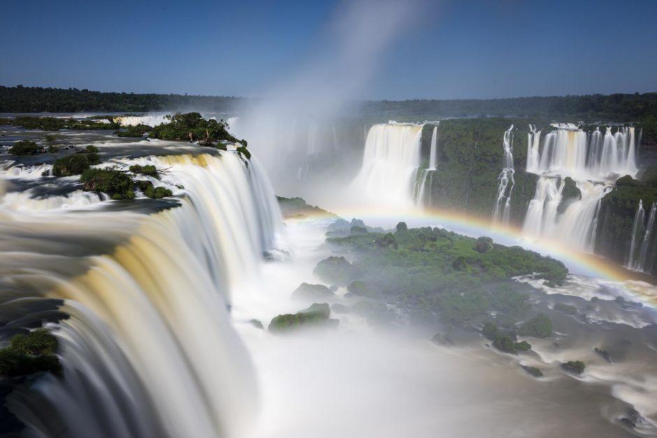 Adventure for couples in Iguazu Falls