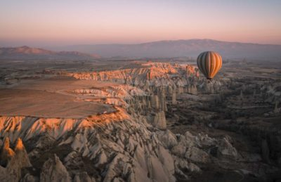 Adventures for Couples Cappadocia, Turkey