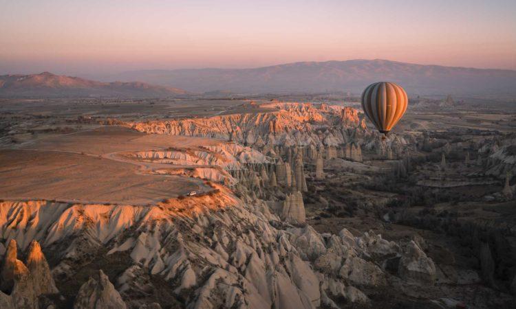 Adventures for Couples Cappadocia, Turkey