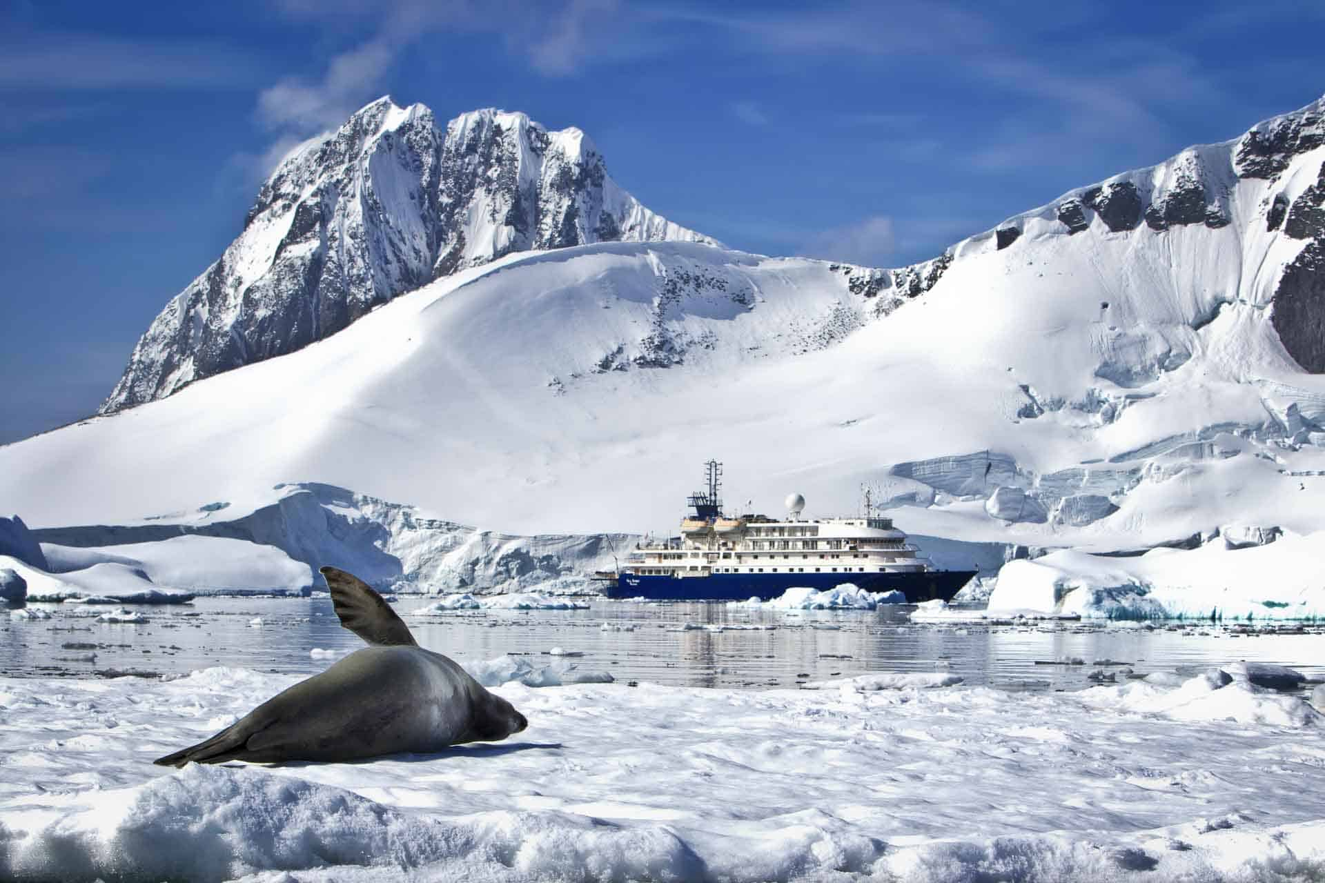 Antarctica Cruise Adventure for couples