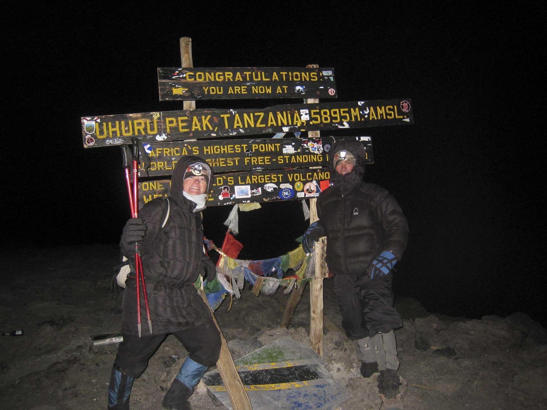 adventure vacations couples kilimanjaro