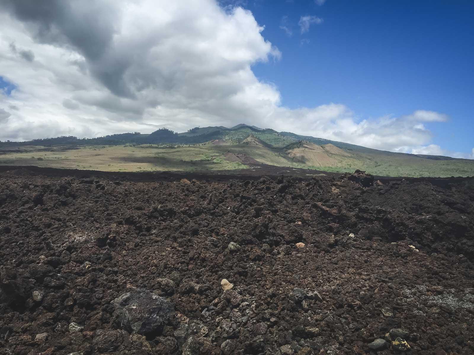 Lava Tube area Hana Maui