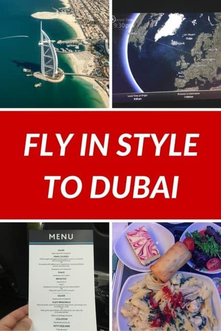 Flying to Dubai with Air Canada