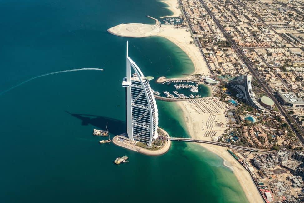 city skylines Dubai