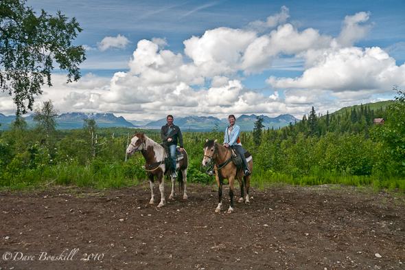dave and deb in Alaska