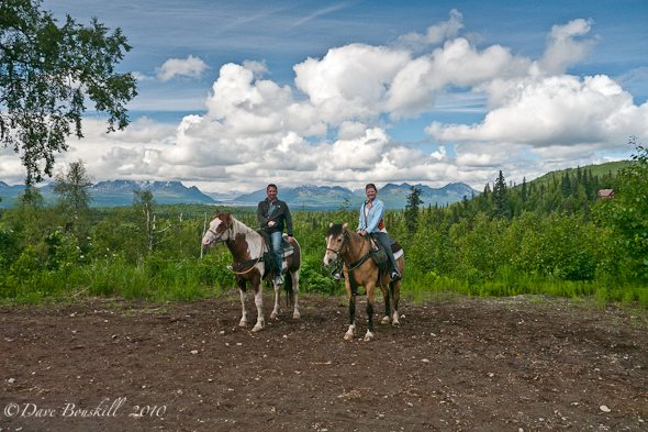 The Great Alaskan Trail Ride