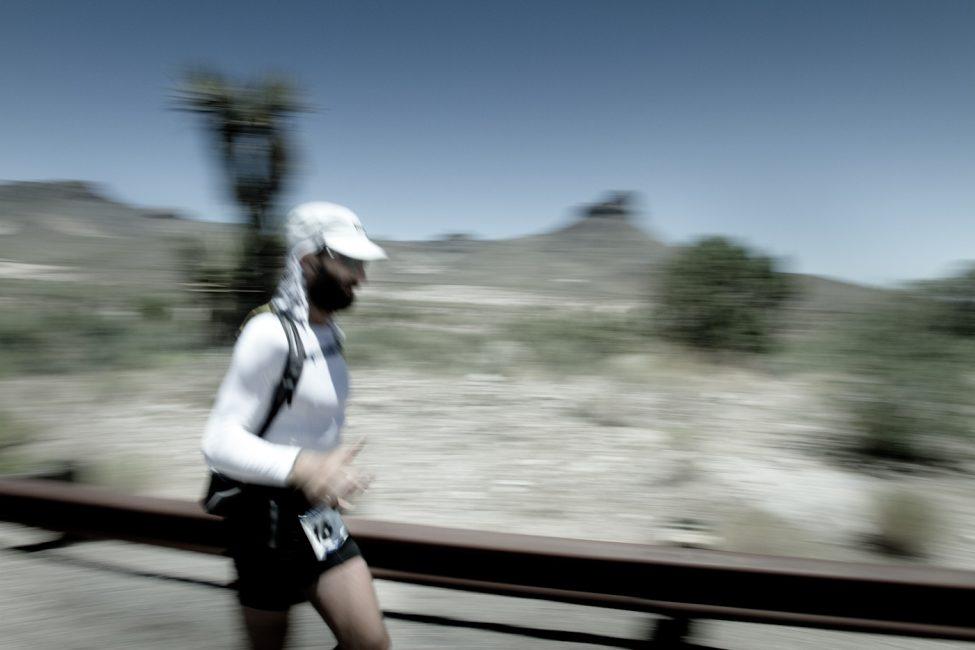 Alex running in Arizona