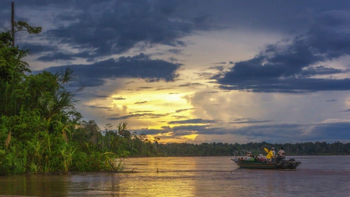 reasons to visit the amazon | the river