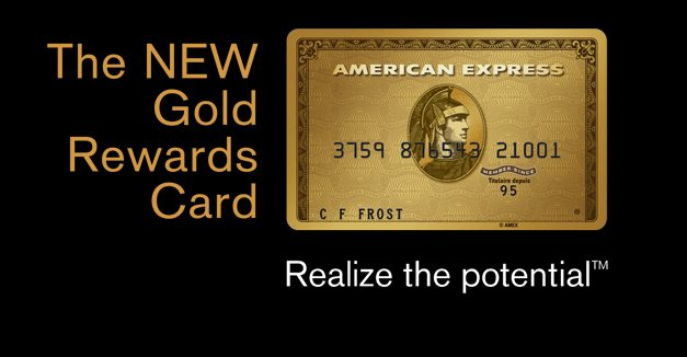 Confused About Rewards Credit Cards? Choose Amex Gold For