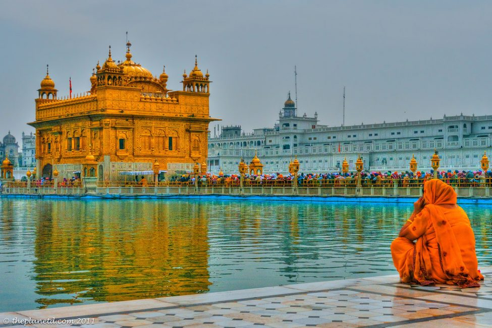 A Golden Treasure In Punjab India