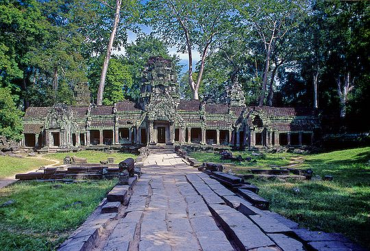Temple of Angkor Wat Cambodia