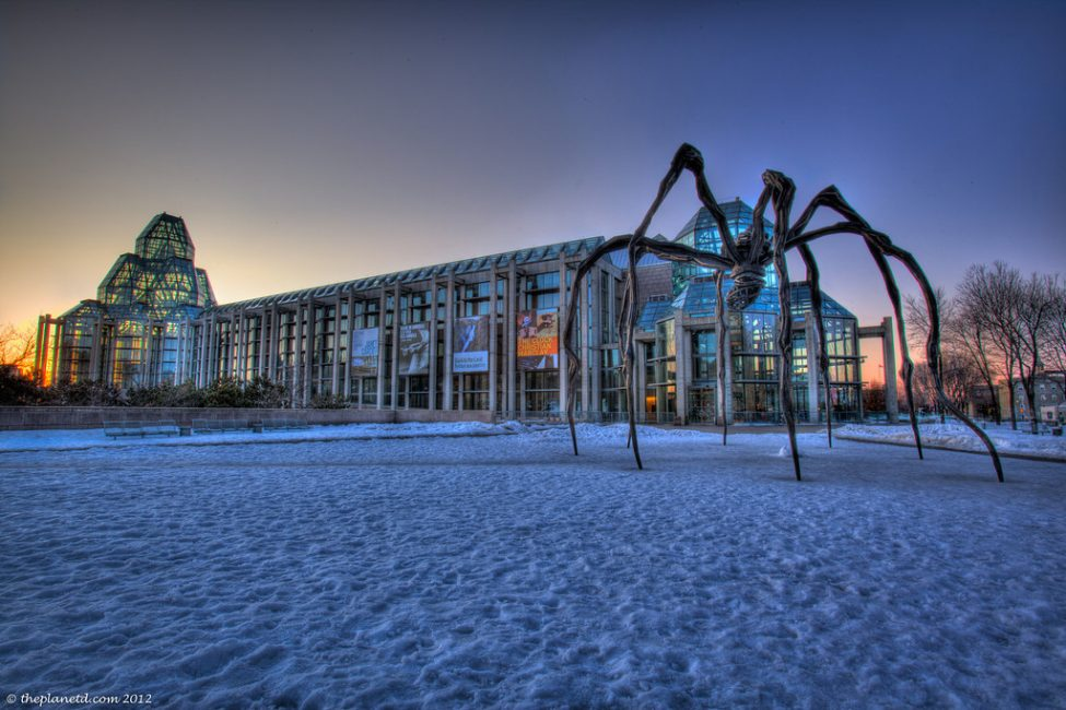 Sunset Over Maman National Gallery Of Canada The Planet D