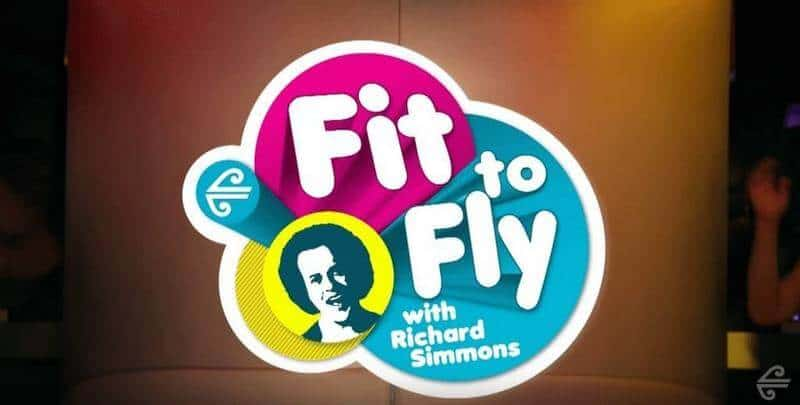 Australia by Air New Zealand Richard Simmons safety video