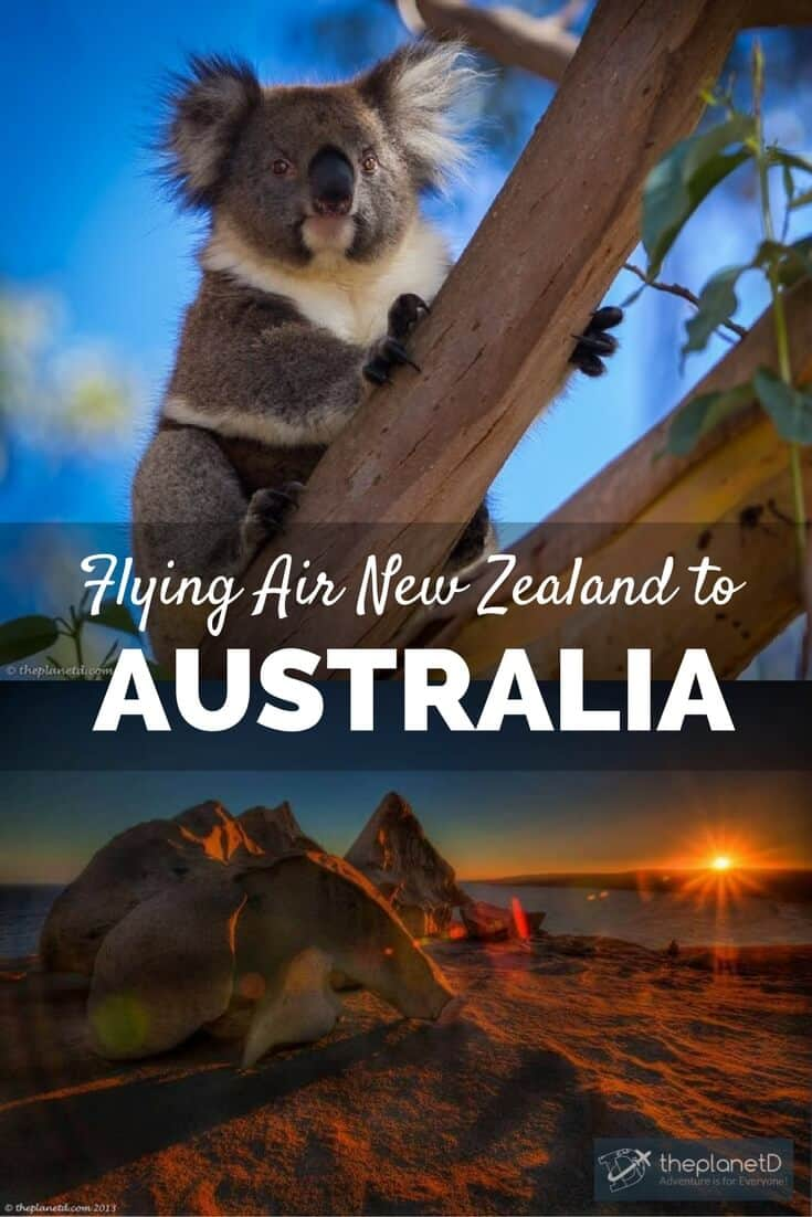 As you read this, we're flying to Brisbane, Australia with Air New Zealand trying out their premium economy class and the Skycouch. Australia by Air New Zealand