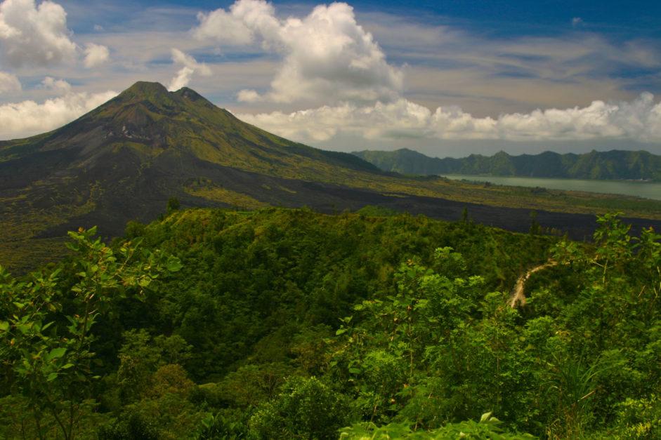 what to do in Bali climb Gunung Batur