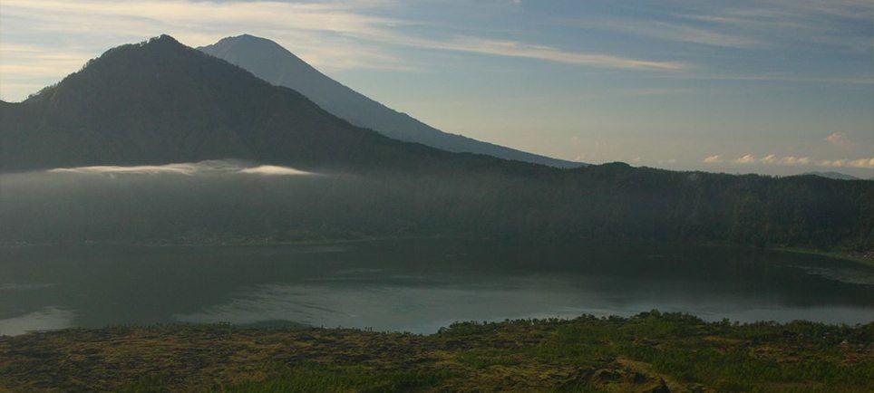 Climbing Gunung Batur, Bali's Volcano