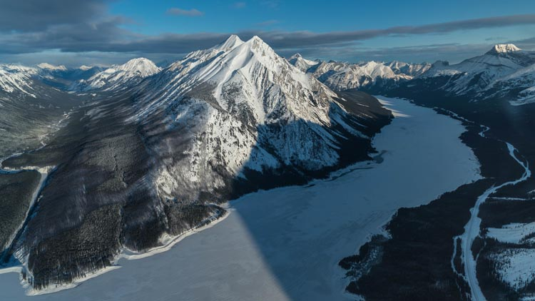 helicopter tours in banff