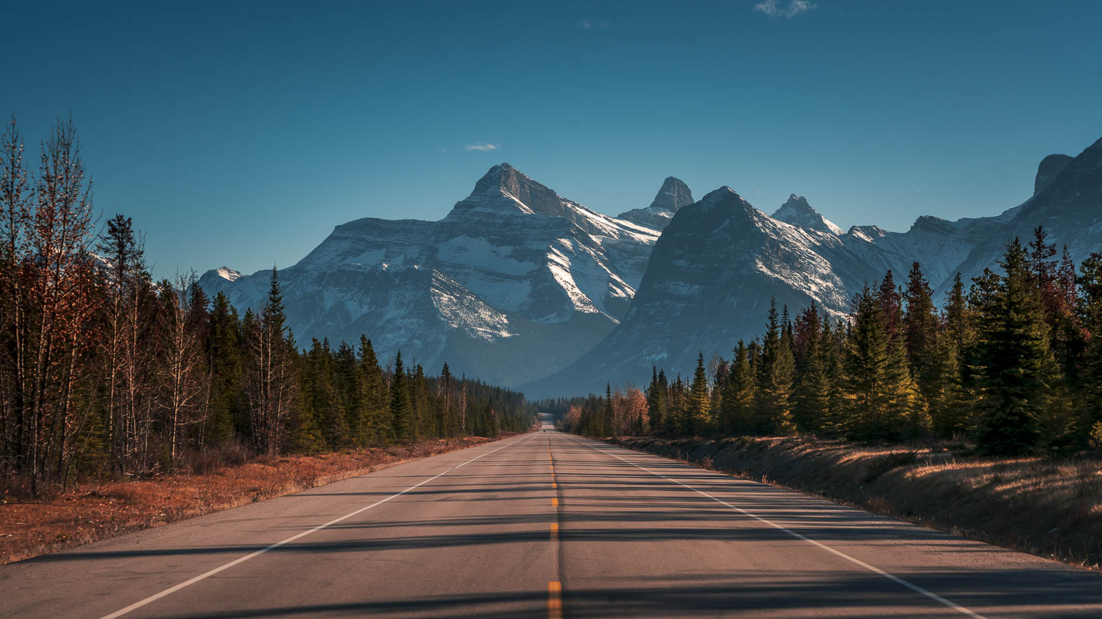 tips for driving from Banff to Jasper