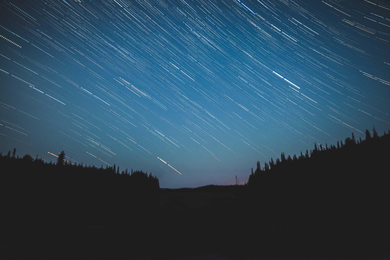 Bayside Astronomy in Tobermory Ontario
