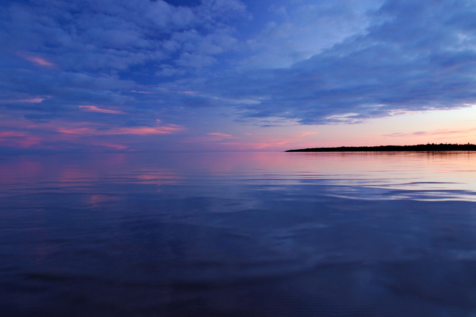 Beaches in Tobermory Ontario