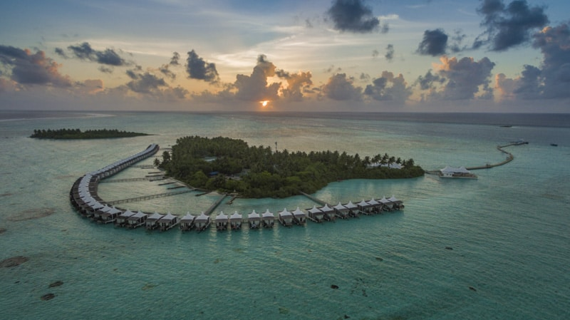 The Maldives is one of the most beautiful places in the world