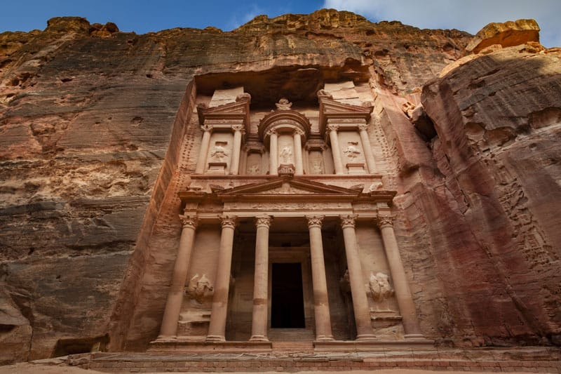 Petra Jordan is one of the most beautiful places in the world