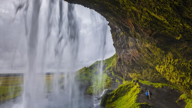 Seljalandsfoss Iceland one of the most beautiful places in the world