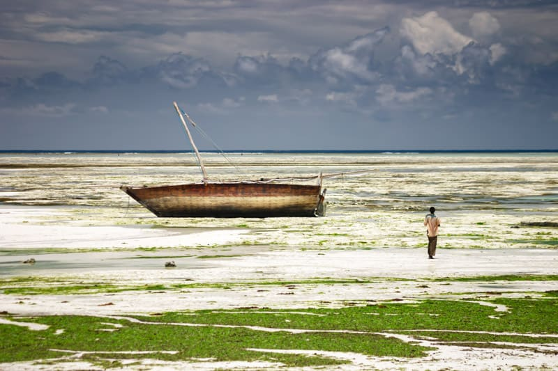 Zanziba is a great place to visit in Tanzania