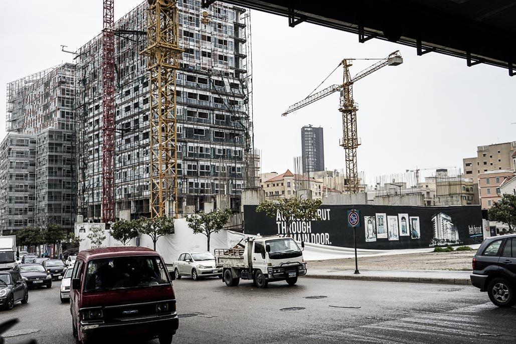 beirut tourism construction