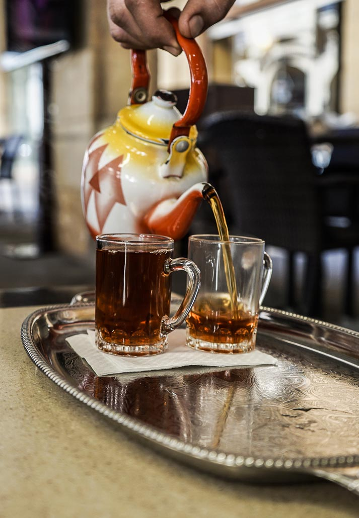 beirut travel guide tea